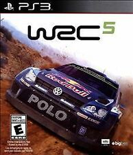 WRC 5 (Sony PlayStation 3, 2015) BRAND NEW SEALED