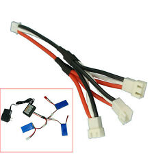 7.4V 1 to 3 Lipo Battery Balance Charger Charging Cable for Syma X8C X8W X8G