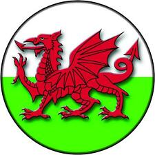 Spare Wheel Cover Sticker WELSH DRAGON WALES FLAG 4x4 Land Rover Rav4 Vitara