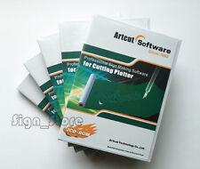 ARTCUT 2009 Cutter Cutting Plotter Vinyl Sign making software Roland Pcut Ana