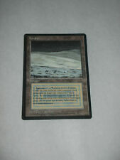 Tundra from FBB Italian Foreign Black Bordered X1 Near Mint Minus NM- MTG Magic