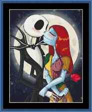Nightmare Before Christmas Cross Stitch Kit