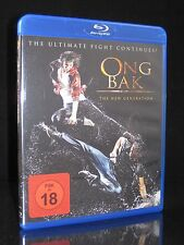 BLU-RAY ONG BAK - THE NEW GENERATION - FSK 18 - THE ULTIMATE FIGHTING CONTINUES