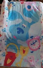 Vintage Blues Clues Comforter Bedding Blanket Reversible twin