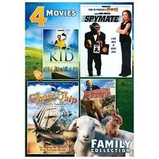 Family Collection: 4 Movies, Vol. 4 (DVD, 2013) BRAND NEW NO SHRINKWRAP