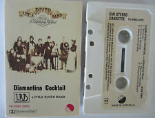 LITTLE RIVER BAND DIAMANTINA COCKTAIL RARE AUSTRALIAN RELEASE CASSETTE TAPE