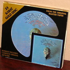 DCC GZS 1039 GOLD CD: EAGLES - Their Greatest Hits - OOP 1993 USA NM