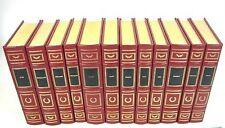 Easton Press GREAT PHILOSOPHERS 12 vols Plato Kant Hegel Nietzsche Mill Hume