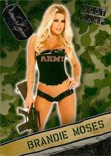 Brandie Moses 6 2013 Bench Warmer Bubble Gum Boot Camp