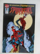 1x Comic Marvel Spider-Girl  Nr. 4 sehr gut erhalten