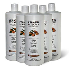 Brazilian complex hair Keratin Treatment 5000 ml with  Moroccan Argan oil