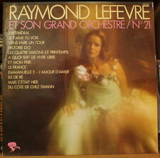 RAYMOND LEFEVRE ET SON ORCHESTRE N°21 CHEESECAKE COVER FRENCH LP