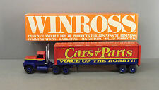 Cars + Parts Voice of the Hobby! - Winross 1/64 Scale Diecast Semi Truck