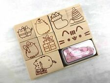 Pusheen Winter 2016 Subscription Box Exclusive - Pusheen Holiday Stamp Ink Set