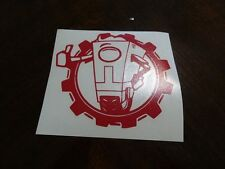 Hamlet Claptrap Borderlands Vinyl Decal sticker wall window game video