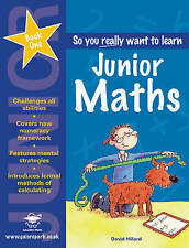 Junior Maths Book 1, Hillard, David Paperback - LOWEST PRICE