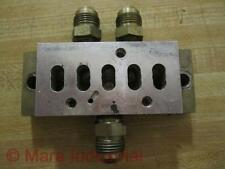 "Ross 578K91 Valve Base 1/4"" Sz125 - Used"