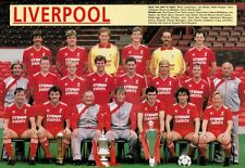 Liverpool football team photo > saison 1986-87