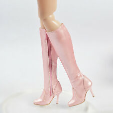 """Shoes pink Boots for Ficon Sybarite Antoinette 16"""" Tonner Dolls 10NB15"""