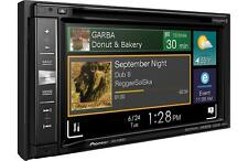 Pioneer AVIC-6200NEX Double 2 DIN DVD/CD Player GPS Bluetooth HD Radio CarPlay