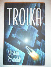 Troika by Alastair Reynolds (NEW HARDCOVER) 1/1 Print/Edition