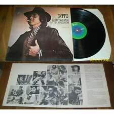 GATO BARBIERI - Chapter One: Latin America LP ORG French Latin Free Jazz Impulse