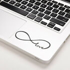 Love Infinity Vinyl Decal Sticker Skin for Macbook Laptop Pro Air 13