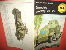 Typy Broni Profileheft TBiU 84, Radpanzer Wz.29
