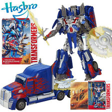 TRANSFORMERS FIRST EDITION OPTIMUS PRIME HASBRO ROBOT TRUCK CAR FIGURES KIDS TOY