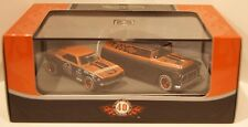 Hot Wheels 2008 Japan Convention '67 Camaro / '55 Chevy Panel #477/1500 ORANGE