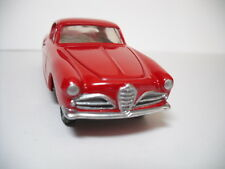 VINTAGE MECCANO LTD. DINKY TOYS #185 ALFA-ROMEO COUPE  RESTORED TO MINT