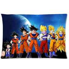 Brand New Dragon Ball Z Rectangle Pillow Case 20x30 Inch(One Side)