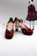 K Anna Kushina Cosplay Shoes Custom Made Any Size