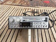 Autoradio d'epoca Pioneer KEX-73 planciata originale vintage