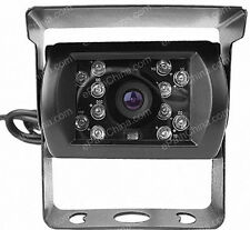 NTSC System Wired 1/3 Inch Color CCD Video Car Rear View NightVision IR Camera