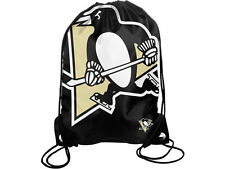 NHL Eishockey PITTSBURGH PENGUINS Rucksack/Backpack/Drawstring/Sportbeutel neu