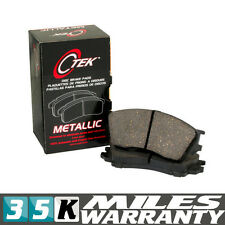 NEW COMPLETE SET FRONT BRAKE PAD CENTRIC 1985-1993 FITS TOYOTA PICKUP METALLIC