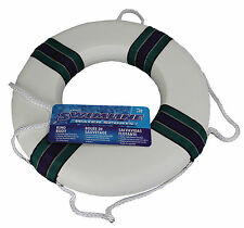 "Swimline 89870 18"" Lifeguard Life Preserver Swimming Pool Foam Safety Ring Buoy"