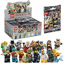 NEW LEGO 71000 Box/Case 60 MINIFIGURES Sealed SERIES 9