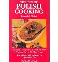 The Best of Polish Cooking-ExLibrary