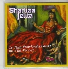 (CH756) Sharliza Jelita, Is That Your Underwear on the Floor? - 2011 DJ CD