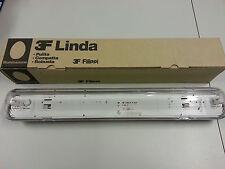 LAMPADA PLAFONIERA NEON 1x18 3F FILIPPI LINDA 5200