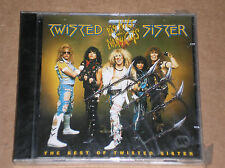 TWISTED SISTER - BIG HITS AND NASTY CUTS: THE BEST OF - CD SIGILLATO (SEALED)