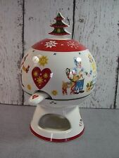 Villeroy & Boch  Scandinavia Apfelbraeter Apple Baker Christmas children NWT
