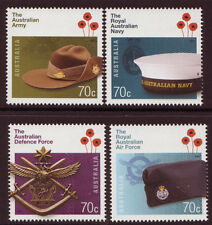 AUSTRALIA 2014 THE ROYAL AUSTRALIAN DEFENCE FORCES UNMOUNTED MINT, MNH
