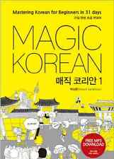 Magic Korean Mastering Korean for Beginners in 31 day Hangul Kpop Language Learn