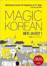 Magic Korean Mastering Korean for Beginners in 31 day Hangul Kpop Language Learn
