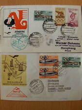 Luftfahrt, Flugpost, Erstflug, Air Mail, Firstflight - 100 Belege / Covers (09)