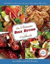 ULTIMATE BULK BUYING COOKBOOK New RECIPES Meat SHOP Food COSTCO Sams BUY Seafood