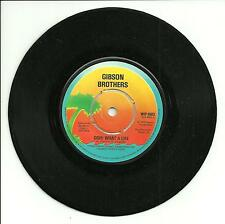 GIBSON BROTHERS - OOH! WHAT A LIFE - ISLAND - WIP 6503 - 1979 - 70s POP DISCO